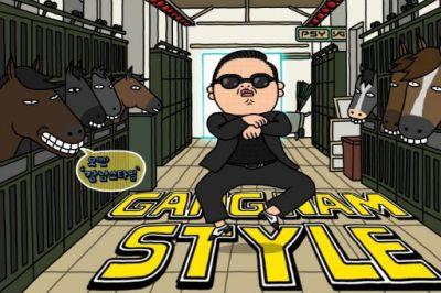 Foto Gangnam Style - Chordpoprock